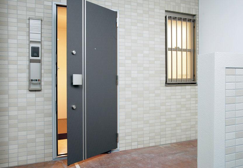 住宅 マンション 玄関イメージ
